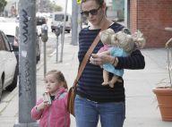 Jennifer Garner et son adorable Seraphina : Karaté et shopping entre filles !