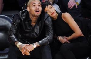 Rihanna, in love de Chris Brown : Victime d'une folle rumeur avec Justin Bieber