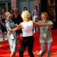Le groupe ABBA réuni pour la première fois depuis 22 ans