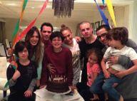 Marc Anthony, Jennifer Lopez et Casper ensemble : Incroyable photo de famille !