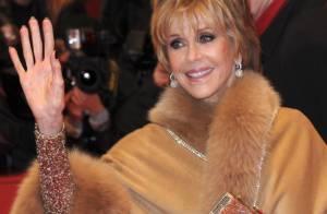 Jane Fonda : Chic, sexy et bling-bling, à 75 ans elle en met plein a vue !