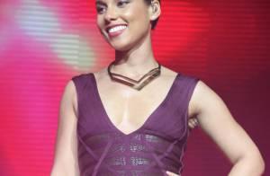 Alicia Keys : Sublime, elle devient une Black Eyed Peas pour will.i.am