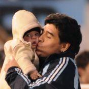 Diego Maradona, papa pour la quatrième fois : sa belle Veronica a accouché