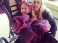 Lady GaGa : Diminuée, elle prend le temps pour une rencontre spéciale