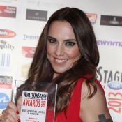 Mel C, chanteuse au top : Sporty Spice ultraglamour pour être récompensée