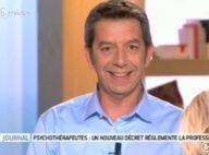 Michel Cymes : ''Je ne fais pas non plus le con tout le temps''