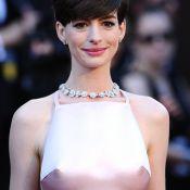 Oscars 2013 : Anne Hathaway triomphe sur fond de polémique à base de seins
