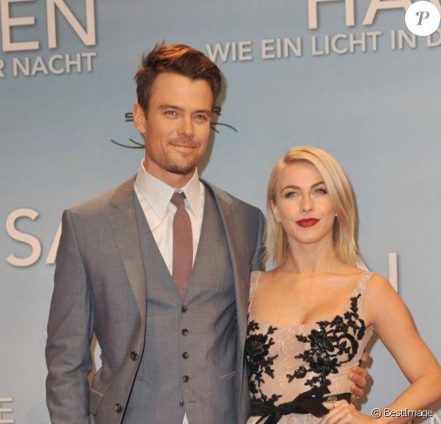 Josh Duhamel et Julianne Hough étaient à Berlin pour l'avant-première du film Safe Haven, le 24 février 2013. Les acteurs et le public présents dans la salle de projection ont entamé un Harlem Shake endiablé.