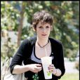 WInona Ryder, le 7 juillet 2008
