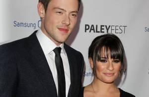 Lea Michele : Radieuse et sexy au côté de son amoureux Cory Monteith