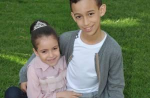 Lalla Khadija du Maroc : Le prince Moulay tendre protecteur pour ses 6 ans