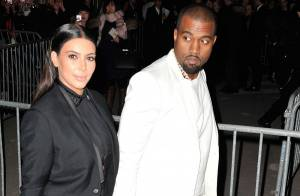 Kim Kardashian et Kanye West : Couple star de la Fashion Week au défilé Givenchy