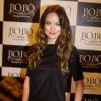Olivia Wilde à l'ouverture de la nouvelle boutique Bo Bo (Bourgeois Boheme) à Sao Paulo le 26 février 2013.