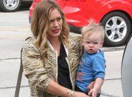 Hilary Duff : Une maman stylée qui ne se sépare plus de son fils Luca