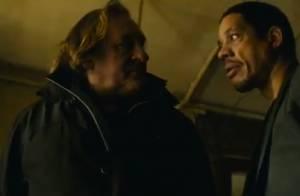 JoeyStarr face à Gérard Depardieu : Rencontre au sommet pour La Marque des anges