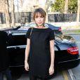 Laura Smet au défilé de mode prêt-à-porter Paco Rabanne à Paris, le 4 mars 2013.