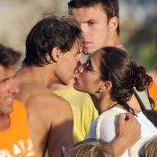 Rafael Nadal : Amoureux de sa belle Xisca dans un décor paradisiaque du Mexique