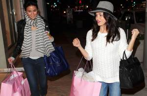 Jenna Dewan-Tatum, enceinte, se la joue Pretty Woman avec Emmanuelle Chriqui