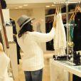 Jenna Dewan-Tatum fait du shopping à la boutique Calypso St. Barth à Los Angeles, le 7 mars 2013.