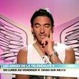 Thomas évoque son premier baiser avec Nabilla dans Les Anges de la télé-réalité 5 sur NRJ 12