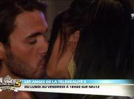 Les Anges de la télé-réalité 5 : Premier baiser de Nabilla et Thomas, torrides
