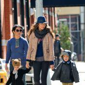 Camila Alves, sans Matthew McConaughey : Sortie stylée avec ses craquants aînés