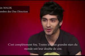 One Direction : Les cinq garçons bientôt en cire, mais tout aussi sexy