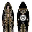 Le costume de Rihanna pour sa tournée Diamonds World Tour imaginé par Riccardo Tisci, directeur artistique de Givenchy.