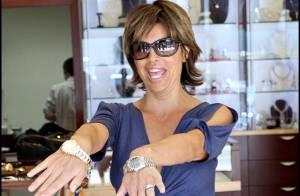 PHOTOS : Quand la charmante Lisa Rinna veut une remise chez Rolex !