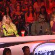 Nicki Minaj menace de quitter le plateau d'American Idol, le jeudi 14 mars 2013 sur Fox.