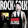 David et le regretté Daniel Darc en couverture de Rock & Folk, en kiosques le 16 mars 2013.