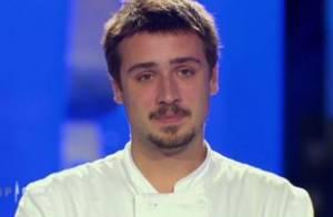 Top Chef 2013 : Quentin déçu, son coup de gueule contre les chefs de la saison 3