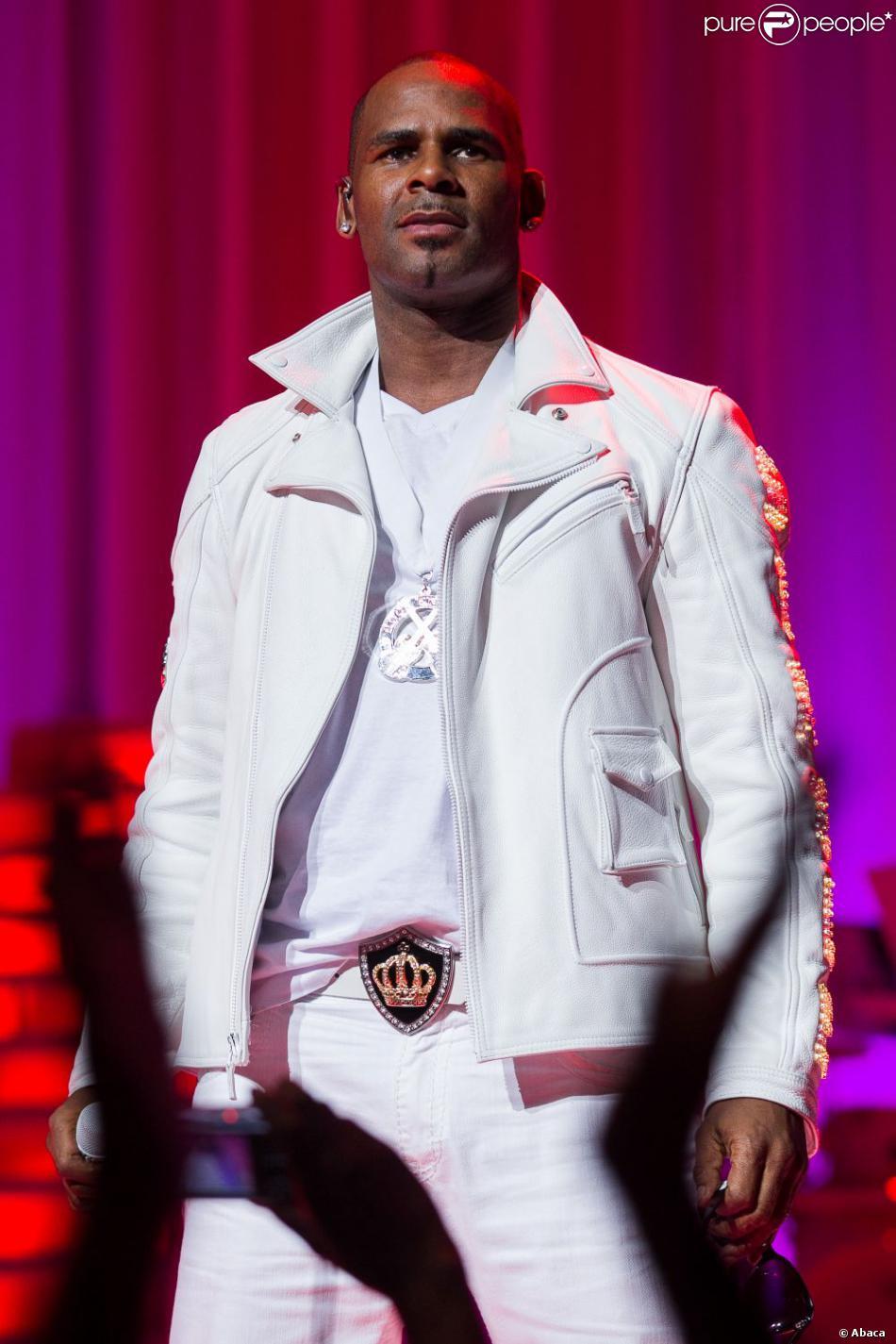 Le chanteur R. Kelly à Los Angeles le 2 novembre 2012.