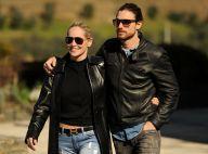 Sharon Stone, amoureuse épanouie avec son toy boy malgré les tracas judiciaires