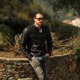 Martin Mica pose dans la vallée du Douro, Portugal, le 21 mars 2013.