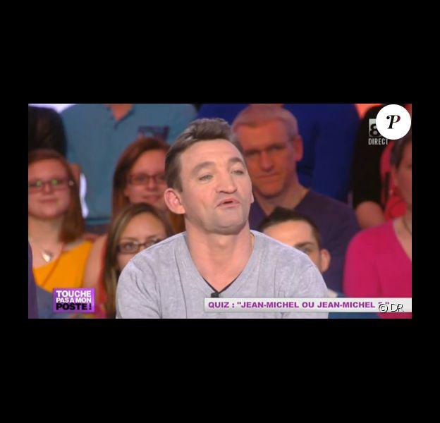 Jean-Michel de L'amour est dans le pré dans Touche pas à mon poste, le lundi 18 mars 2013 sur D8