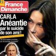 France Dimanche en kiosques le 22 mars 2013