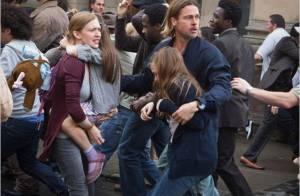 Brad Pitt : Papa poule et grand héros national pour un World War Z explosif !