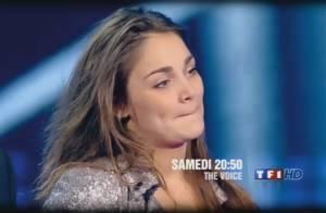 The Voice 2 : Le retour fracassant de Laura Chab et de la sexy Stéfania !
