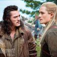 La première image du dernier volet avec Orlando Bloom, Le Hobbit : Histoire d'un aller et retour.