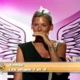 Amélie, émue, dans Les Anges de la télé-réalité 5 sur NRJ 12 le mercredi 27 mars 2013