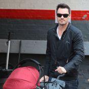 Brian Austin Green, sans Megan Fox, il part en virée avec son fils Noah