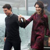 Tom Cruise : Main dans la main avec la superbe Olga Kurylenko