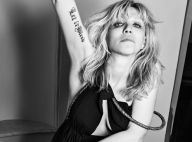 Courtney Love : L'icône grunge muse de Saint Laurent au côté de Marilyn Manson