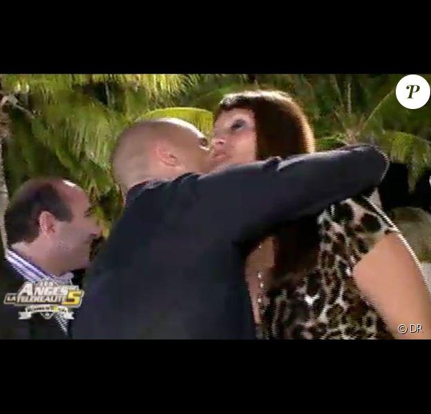 Frédérique et Renaud dans les Anges de la télé-réalité 5, vendredi 5 avril 2013 sur NRJ12