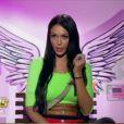 Nabilla dans les Anges de la télé-réalité 5, vendredi 5 avril 2013 sur NRJ12