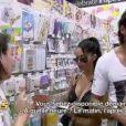 Thomas et Nabilla dans les Anges de la télé-réalité 5, vendredi 5 avril 2013 sur NRJ12