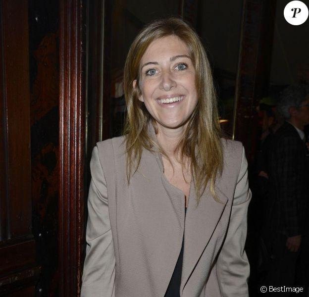 Amanda Sthers - 7e Prix de la Closerie des Lilas à Paris le 9 avril 2013.