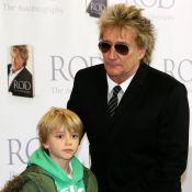 Rod Stewart : Sa fille Sarah, abandonnée à 1 an, lui a enfin pardonné