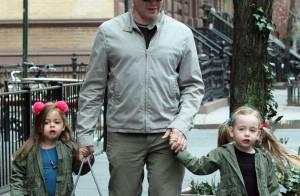 Sarah Jessica Parker : Ses jumelles font un défilé de mode dans la rue !